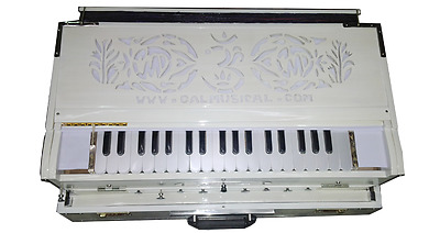 Special White Scale Changing Harmonium, Harmonium, Scale Changing Harmonium