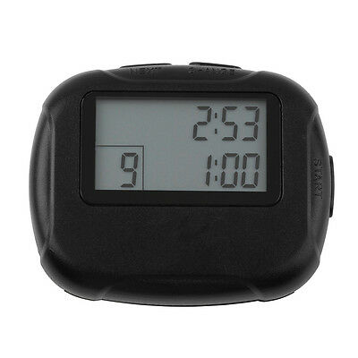 Fitness Training Electronics Interval Timer Sports Boxing Segment Stopwatch