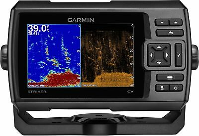Garmin STRIKER 7dv US Fishfinder with GT20 DownVu CHIRP Transducer 010-01553-00