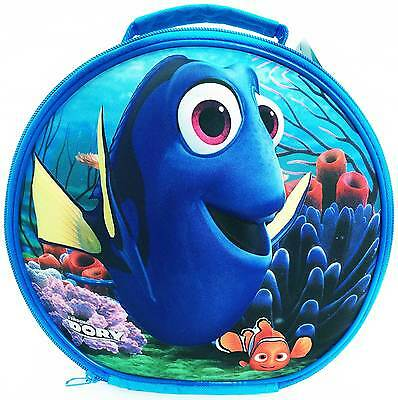 Polar Gear Finding Dory Lunch Bag 3D Design Zip Carry Handle Insulated BNIB