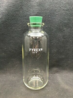 Corning Pyrex Glass 500mL Heavy Wall Centrifuge Bottle (73mm OD x 175mm H)