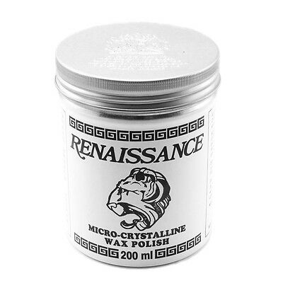 RENAISSANCE 200ml MICRO CRYSTALLINE WAX POLISH