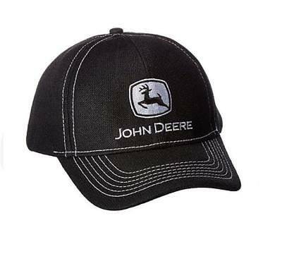 MEN S JOHN DEERE Poly Mesh Hat   Cap (Black) - LP67048 -  19.99 ... 9652c832d7e9