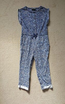 Next baby girls summer jumpsuit, 18-24 months