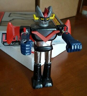 MAZINGER Z ROBOT DIECAST action figure  Lionbot Space Warrior