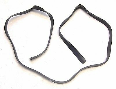 Jeep Willys MB GPW CJ2A A2250 Inner Windshield to Outer Frame Seal T-Rubber G503