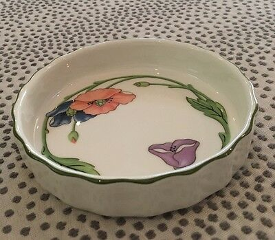 Villeroy & Boch AMAPOLA INDIVIDUAL QUICHE DISH UNUSED & MINT 6 AVAILABLE