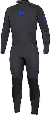 BARE Velocity Ultra 3 mm Full - Men - Diving suit for the Tropics