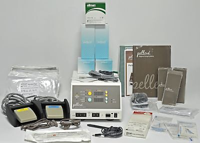 Ellman Pelleve S5 Wrinkle Reduction System Radio Frequency IEC-ST w/ACCESSORIES!