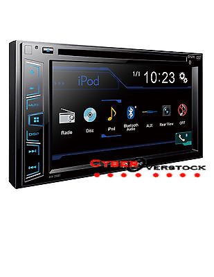 "NEW Pioneer Double 2 Din AVH290BT DVD/MP3/CD Player 6.2"" Touchscreen Bluetooth"