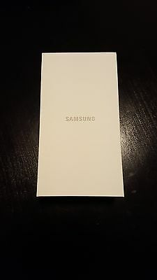 Samsung Galaxy Note5 Empty Box w/Sleeve (White)