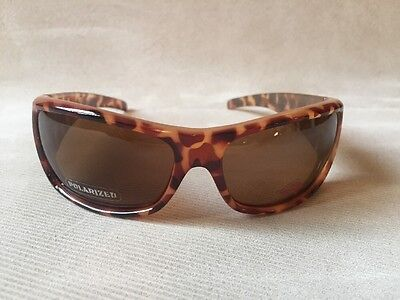 Anarchy Sunglasses Instrument Tort Brown Polarized new