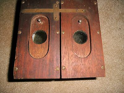 Antique Viewer or Photographic Box