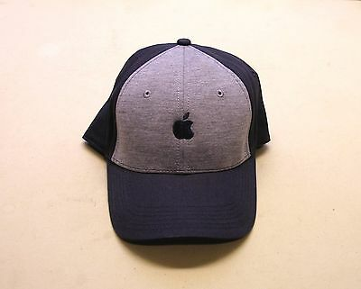 Apple Logo Contrast Stiching Cap or Hat by Apple - NEW
