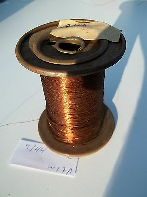 Litz wire 9/44, roll of .230kg, as per picture, NOS (W17A)