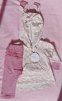 Fox and Finch Baby Girl Set Size 00 BNWT