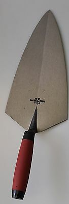 Marshalltown Brick Trowel Soft Handle 12x6in