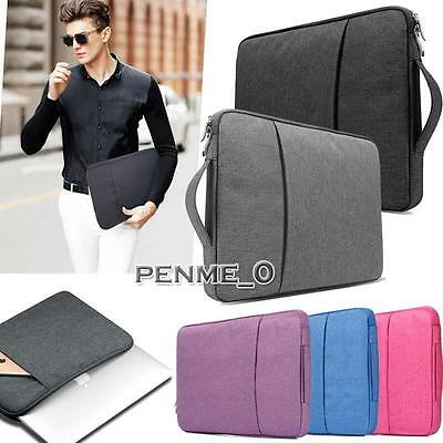 "Universal Carry Bag Sleeve Case For 10 11 12"" 13"" 14"" 15"" Tablet Notebook Laptop"