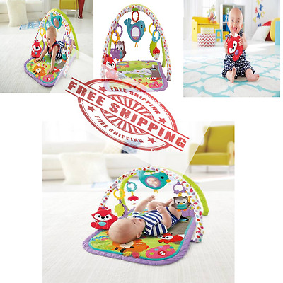 Baby Boys Girl Game Play Mat Infant Toddler Toy Develop Musical Activity Gym 3