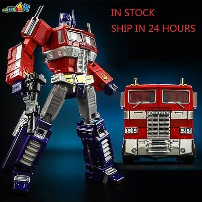 Kubianbao KBB Deformation G1 Metal Parts Masterpiece Optimus Prime MP10V MP10-V