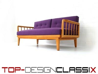 wie neu, 1a restored! Knoll Antimott Vintage Daybed Germany 1960s Best in Class!