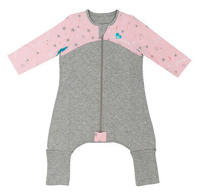 Love To Dream - Sleep Suit - Pink - 12-24 Months