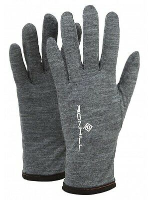 Ronhill Running Jogging Walking Merino 200 Gloves