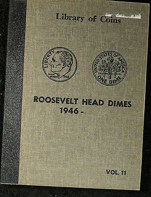 Complete Roosevelt Dime Set - 1946-1968 - VF to Uncirculated coins