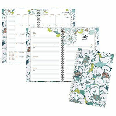 """New AT-A-GLANCE Academic Weekly / Monthly Planner July 2017 - June 2018 - 5 x 8"""""""