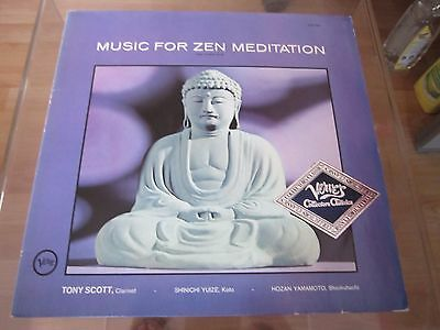 LP - Music for ZEN - Meditation