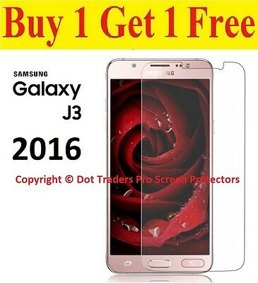 Tempered Glass Film Screen Protector for Samsung Galaxy J3 SM-J320 Mobile Phone