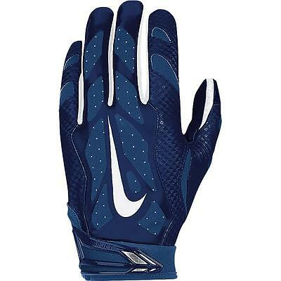 save off edddf 624b2 Nike Fb Vapor Jet 3.0 Men s Football Gloves Gf0485-411 Size S