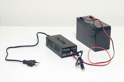 Proline DC UPS 60W | Uninterruptible power supply | 13.8V 1A Battery charge