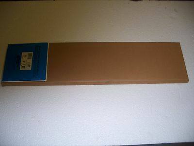 """PRECISION BRAND 23180 6""""x 25"""" .010""""(2 SHEETS) BLUE TEMPERED SHIM FLAT SHEETS-NEW"""