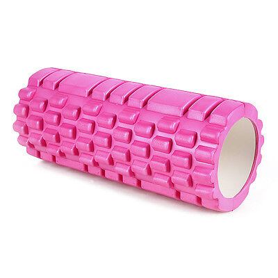 SY High Density Floating Point Fitness Gym Exercises EVA Foam Roller for Physio