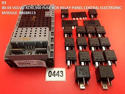 oem cem central electronic module fuse box under dash. Black Bedroom Furniture Sets. Home Design Ideas