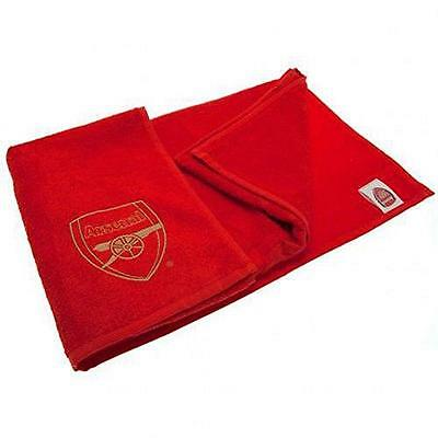 Arsenal Jaquard Towel - One Size