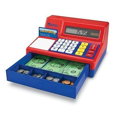 Learning Resources  Pretend And Play Calculator Kids Cash Register Toy