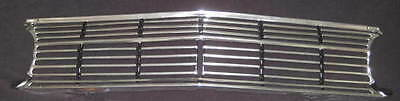 1963 Ford Falcon, Futura, Sprint Grill Reconditioned