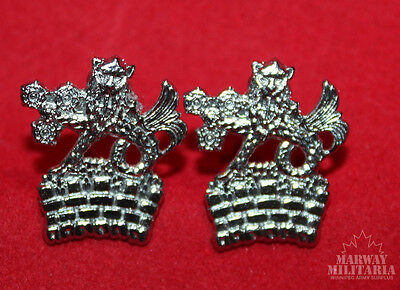 British, York & North East Yorkshire Police Collar Badge Lot  (inv 9928)