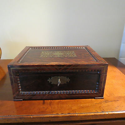 Lovely Antique Sewing Box