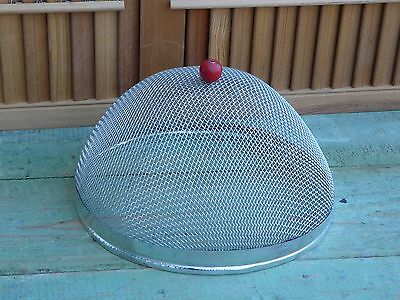 Primitive country metal screen food cover farmhouse country home kitchen decor