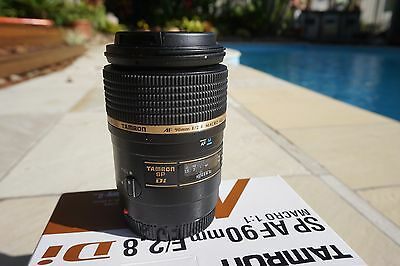 Tamron SP 90mm f/2.8 Macro Lens for Sony