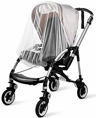 KIDLUF Mosquito and Bug Net for Baby Strollers Bassinets Cradles and Car Seat...
