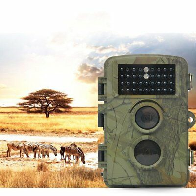 H3 HD 8MP 850NM Scouting Infrared Trail Hunting Camera Video Infrared Game 4G US