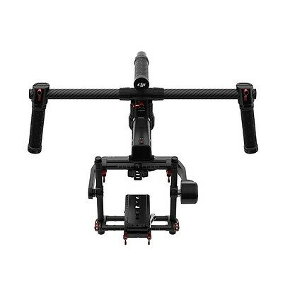 Original DJI Ronin-M 3-Axis Stabilizer Handheld Camera Gimbal Steadycam System