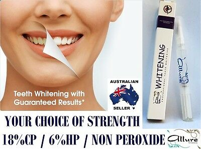 Teeth Whitening Pen Choose Your Strength Strongest Legal Formulas In Australia