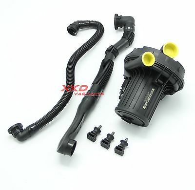 Smog Auxiliary Secondary Air Pump Kit For Passat 1997-2000 1.8T Petrol ANB