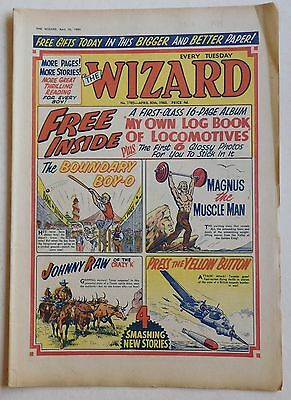 THE WIZARD #1785 - 30th April 1960