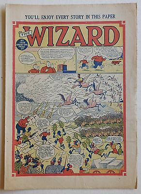 THE WIZARD #1226 - 13th August 1949